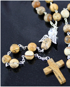 Picture Jasper - Angel of Harmony Rosary