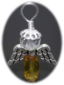 Citrine - Angel of Prosperity
