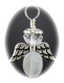 Moonstone - Angel of Long Life and Happiness