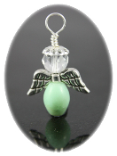 Chrysoprase - Angel of Insight