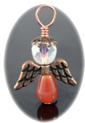 Multi-Bead Agate - Angel of Emotional Comfort