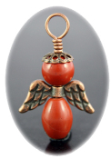 Red Jasper - Angel of Grace and Perseverance