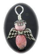 Rhodochrosite - Angel of Love and Compassion