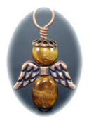 Tigers Eye - Angel of Integrity