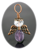 Amethyst - Angel of Cleansing