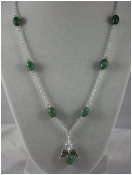 Jade - Angel of Safe Journeys Necklace