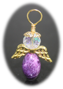 Sugilite- Angel of Protection