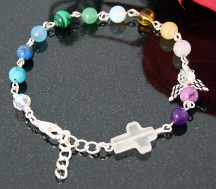 Circle of Archangels Prayer Bracelet
