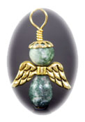 Tree Agate - Angel of Balance